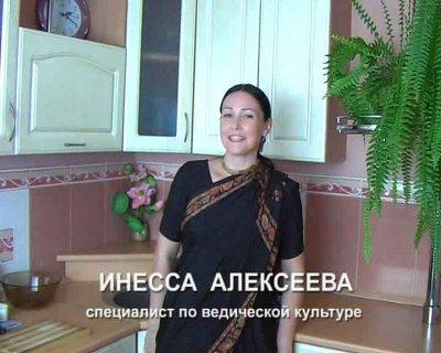 Ведическая кулинария. Чудеса на кухне: Сезон 8. Выпуски 1-3 (2011) DVDRip