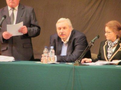 Николай Левашов. Выступление перед избирателями