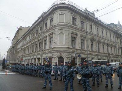 На самом деле: 100-тысячный митинг в Москве