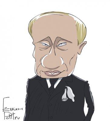 Фальстарт Путина
