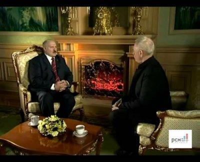 Лукашенко дал интервью Сергею Доренко 16.12.2011
