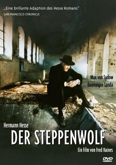 Степной волк / Steppenwolf [1974 г., психологическая драма, притча, DVDRip]