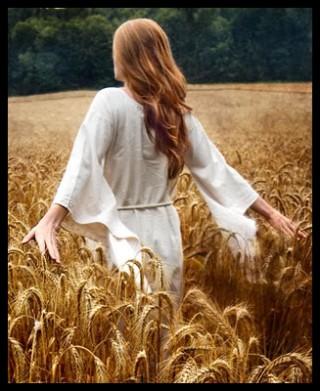 Славянская красота и стать