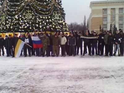 Воронежская молодежь выбирает протест: Интервью с националистом