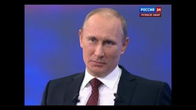 Путин -  Ракшас или Рептилоид ?