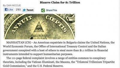 Финансовая тирания: Провал величайшего сокрытия всех времен