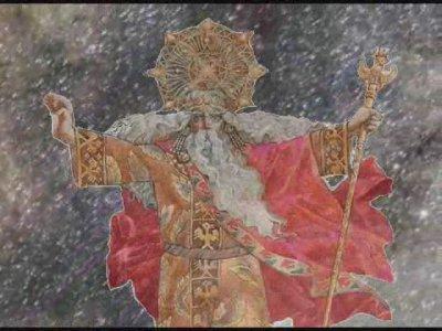 """Клип на песню """"Сварог"""" гр.Светлояр с альбома """"Коляда (2002)"""""""