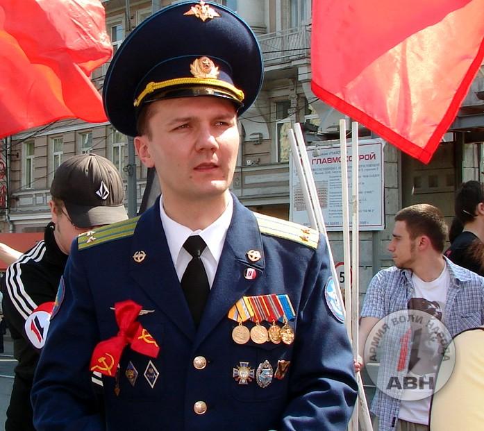 Кирилл Барабаш на радио Русский Сварщик