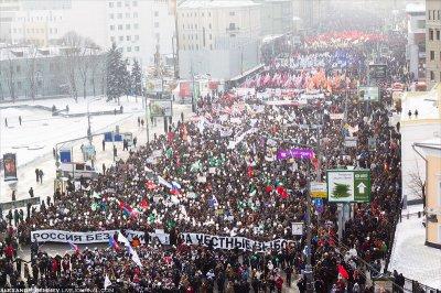 Моральный результат апнтипутинского митинга
