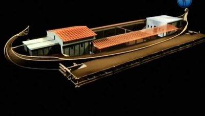 Технологии древних цивилизаций. Корабли античности / Technology of ancient civilizations. Ancient Ships (2011) SATRip
