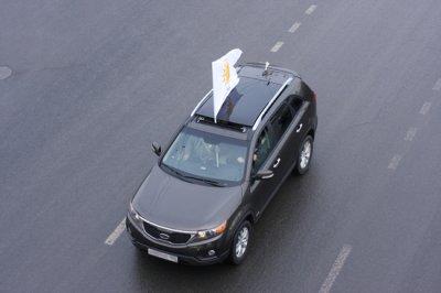 «Общее дело» на автопробеге и в Кремле