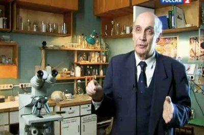 Наука 2.0. Большой скачок. Теории старения (2011) SATRip