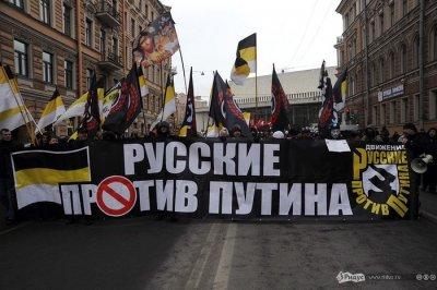 Шествие в Санкт-Петербурге