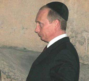 Владимир Путин Еврей (Видео)