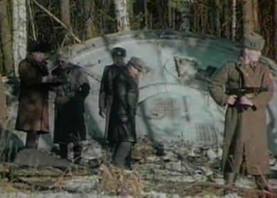 Тайны адского треугольника: крушение НЛО под Архангельском