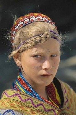 Загадочный народ - Калаши
