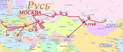 Русский торговый путь