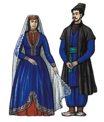 Армянский след в истории Руси