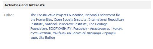 Пятая колонна сегодня: Механизм финансирования.