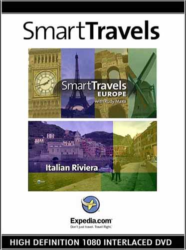 Мастер путешествий. Европа. Итальянская Ривьера / Smart travels. Italian Riviera (2010) HDTV