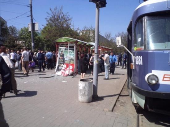 Спецслужбы взрывают Днепропетровск?