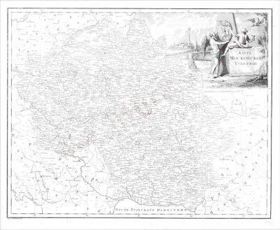 Старинные карты Российской Империи (1792 год)