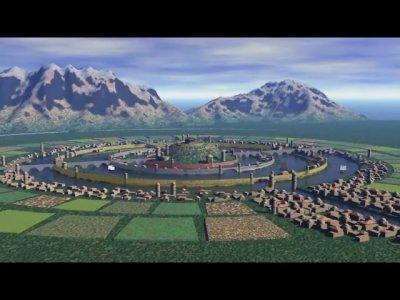 Колыбель современной цивилизации /2 серии/ (2011) TVRip