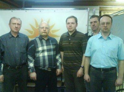 Константин Крылов на радио АРИ