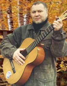 Песни Александра Харчикова, песни думающего человека...