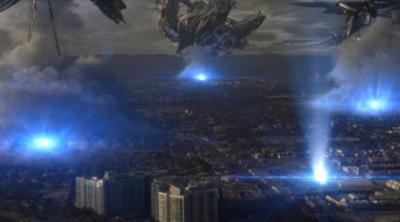 """Последняя карта Рептилий – """"инопланетное вторжение"""""""