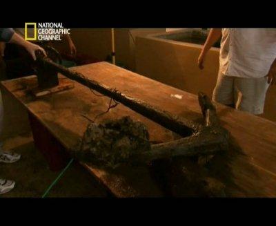 Пропавшая колония Колумба / Columbus`s cursed colony (2010) DVB