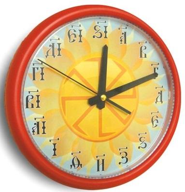 Часы наших Предков - своими руками