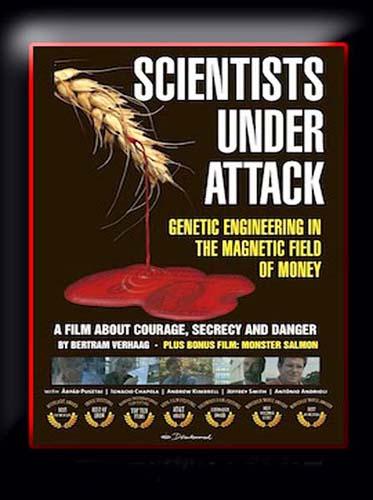 Научные закрытия. Генная инженерия в магнитном поле денег / Scientists under attack (2010) SATRip