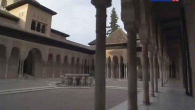 Альгамбра - рукотворный рай / Al Hamra - unending aspiration for paradise (2010) SATRip