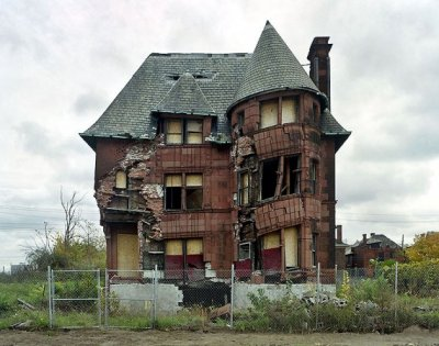Как умирают города в Америке