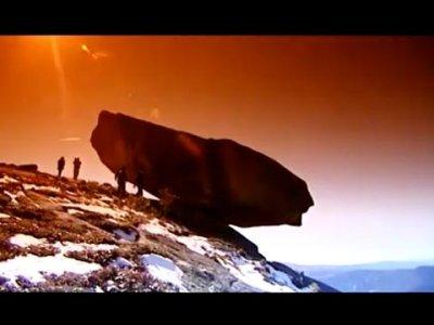 Западный Саян. Покинутая обитель внеземной цивилизации ?