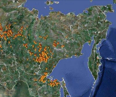 МЧС все под контролем: Пожар национального значения