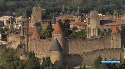 Французская Ривьера. Путешествие от Пиренеев до Монако / The French Riviera. A Journey from The Pyrenees to Monaco (2009) HDTVRip