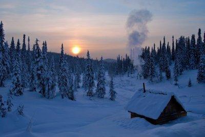 Приглашаем на зимовку в нашу Общину