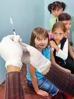 В Питере начнут стерилизацию девочек под видом вакцинации