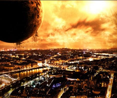 22 сентября 2012, наступит конец света