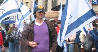 Солист группы Токiо Ярослав Малый оказался махровым евреем!