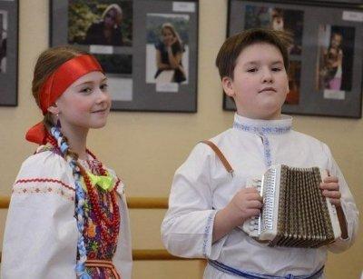 Развитие детей в русской народной культуре