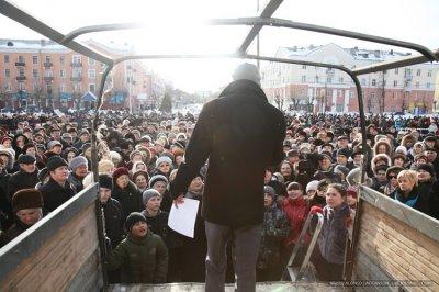 Подробности митинга против мигрантов в Лосино-Петровском