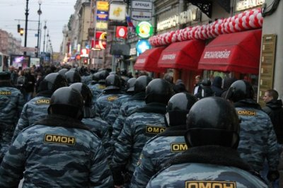 Русский марш 2012.  Полное видео митинга в центре Москвы.