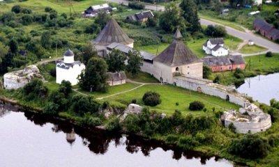 Старая Ладога. Древняя столица Северной Руси