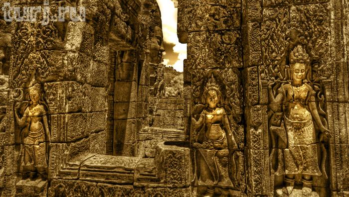 Ведические храмы - Ангкор-Ват