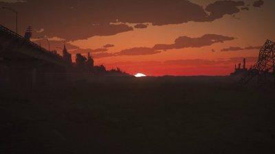 Скоро рассвет! 21.12.2012