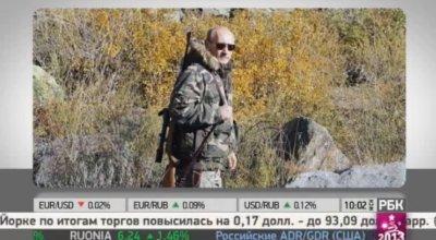 """Ужасающие подробности """"защиты животных"""" Путиным"""