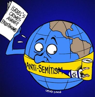 АНТИСЕМИЗМ В МИРЕ. На западе больше всех в мире ненавидят евреев!!